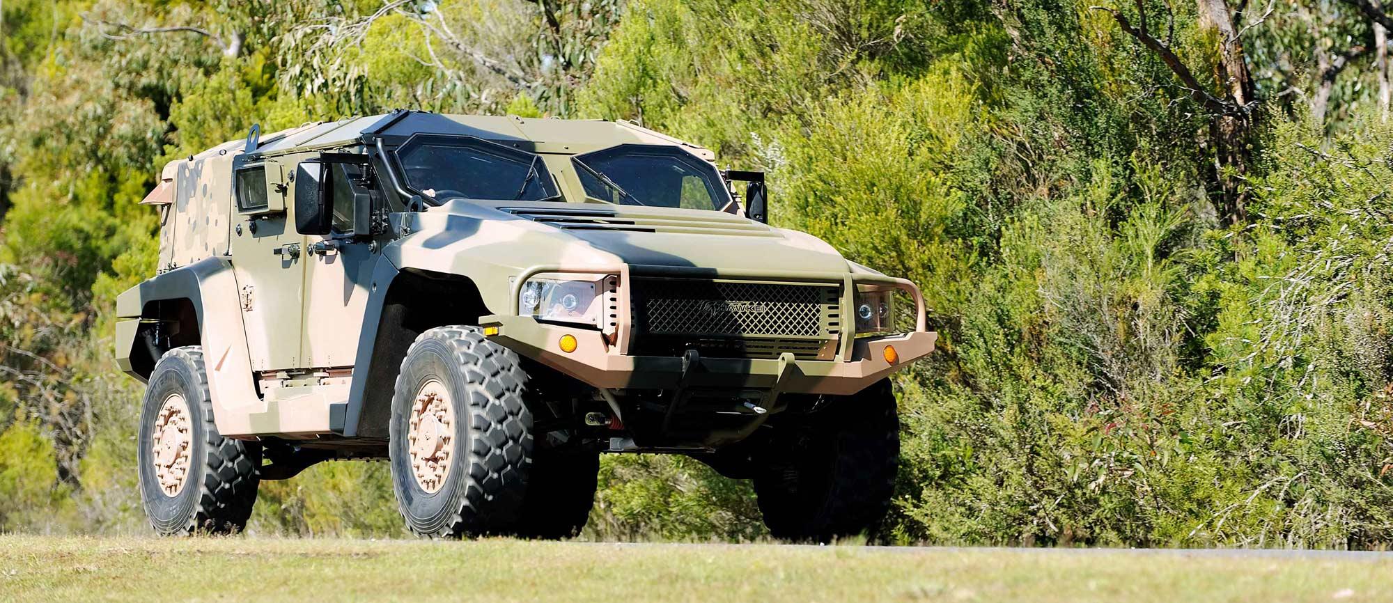 Magnet Motors Militärfahrzeuge